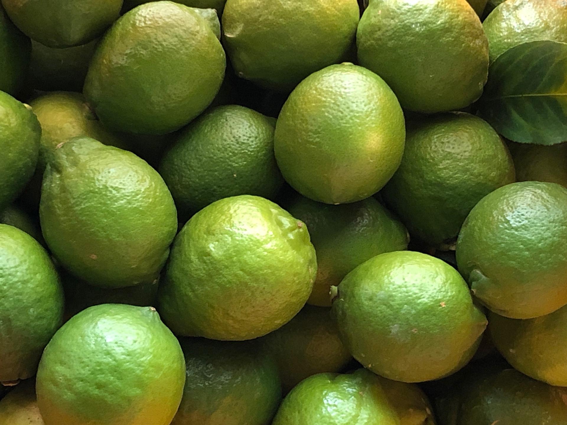 グリーンレモン201910